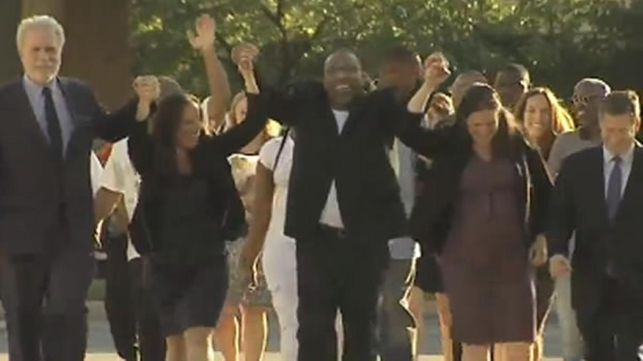 A Philadelphia man is now free after spending more than two decades behind bars for a heinous crime he didnt commit.