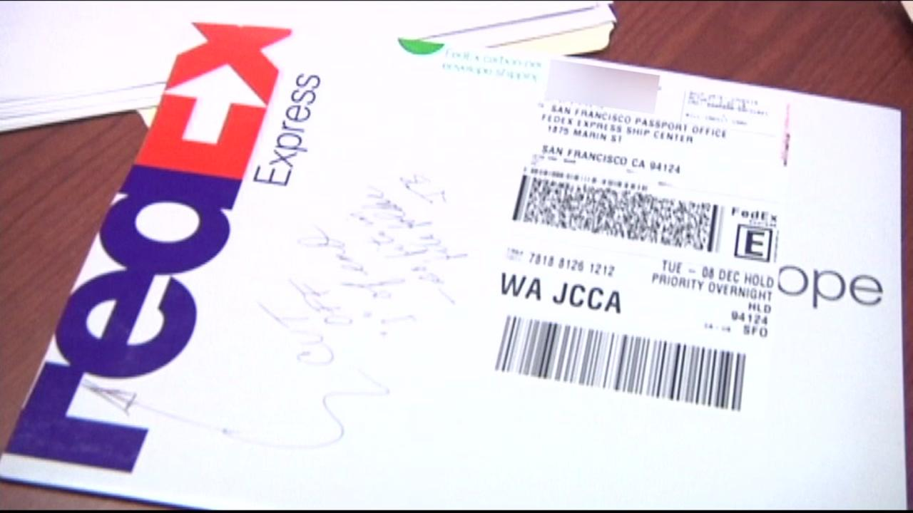 7 on your side helps south bay man after fedex package fails to arrive on time abc7newscom