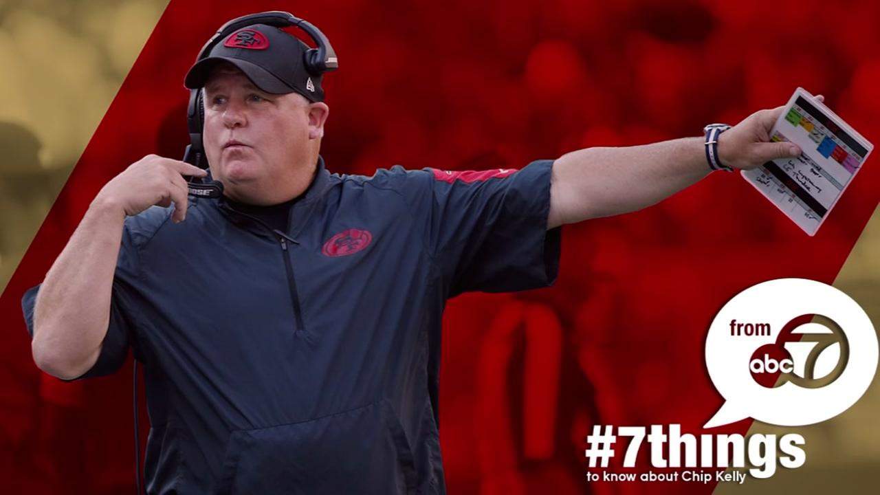 7 Things you didnt know about 49ers Coach Chip Kelly