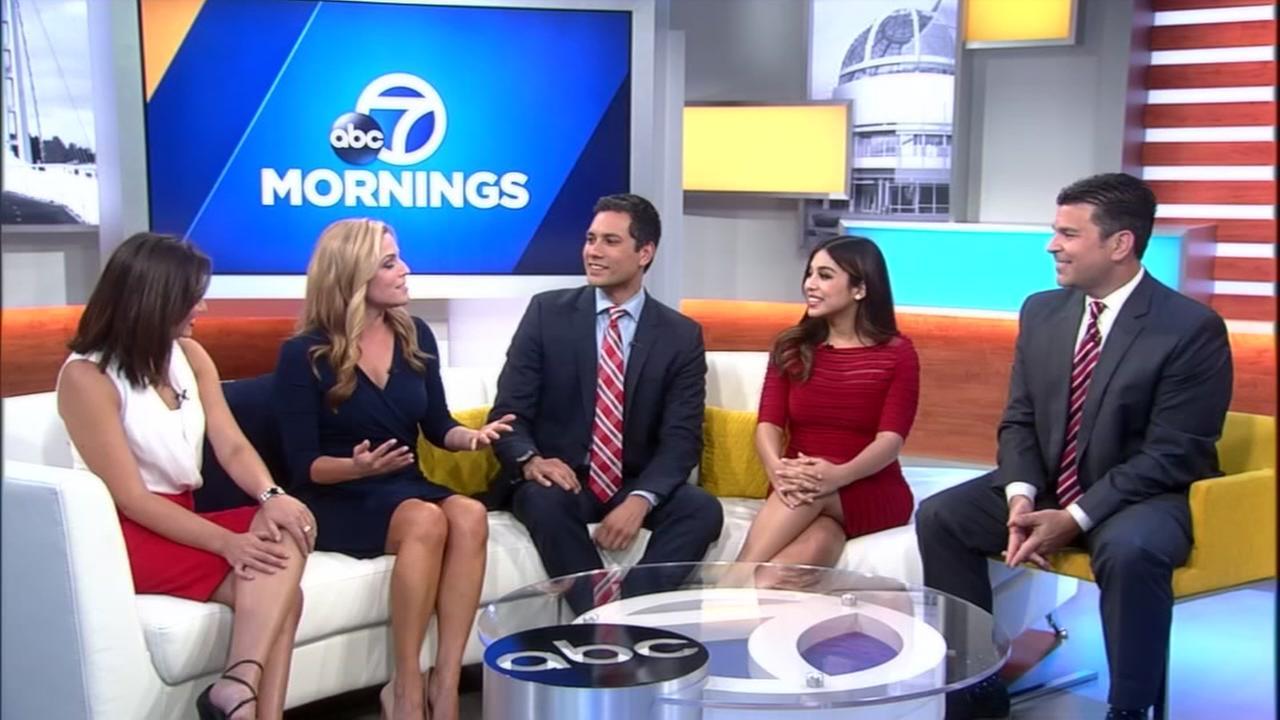 Meet the ABC7 Mornings team!