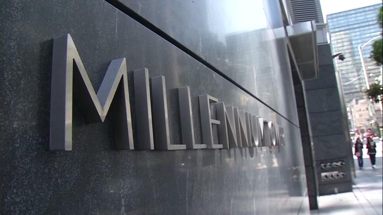 San Francisco S Millennium Tower Is Leaning Sinking And