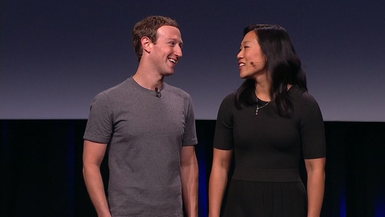 Facebook founder Mark Zuckerberg and his wife Priscilla Chan, M.D., announced Wednesday, September 21,2016 they plan to donate billions to help fight diseases.
