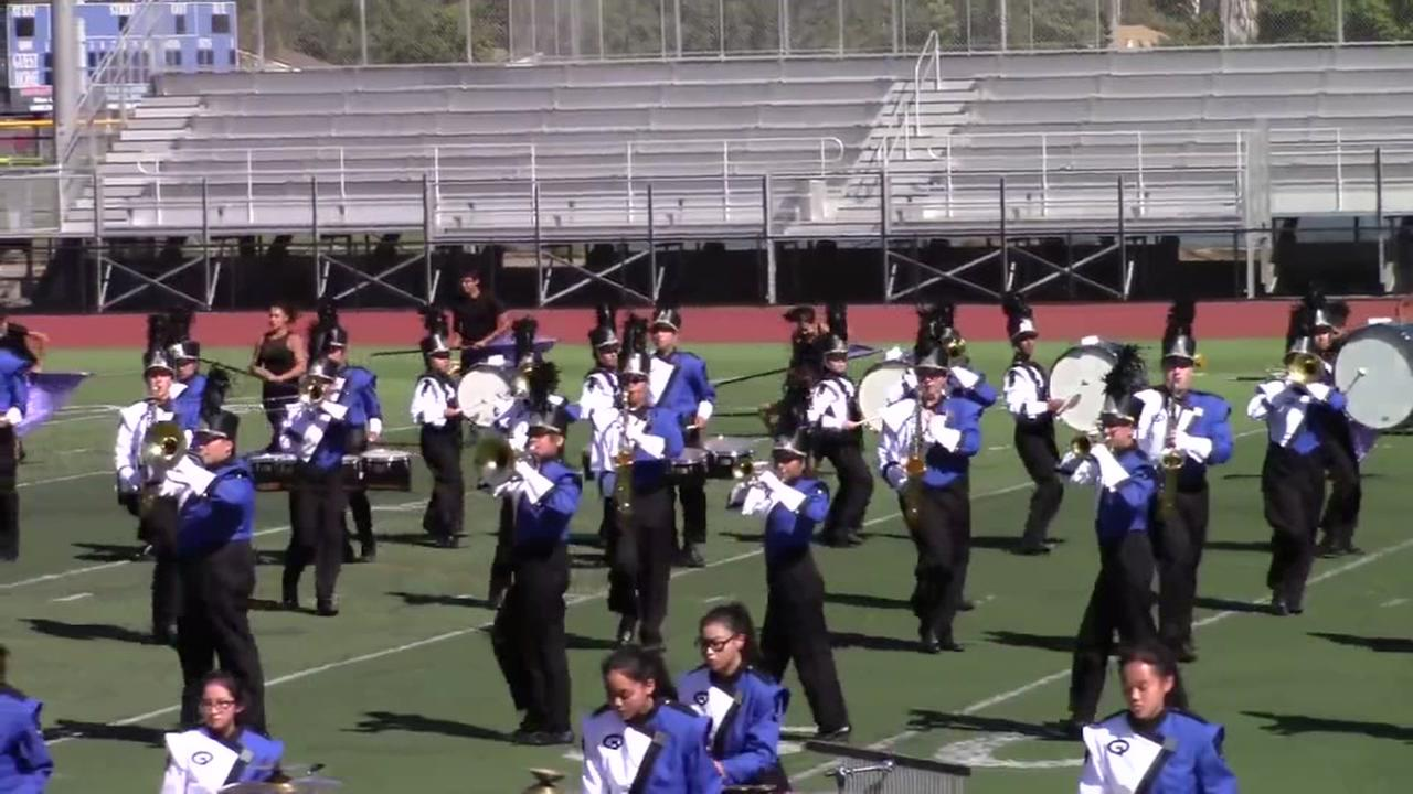 San Jose high school band invited to play in London