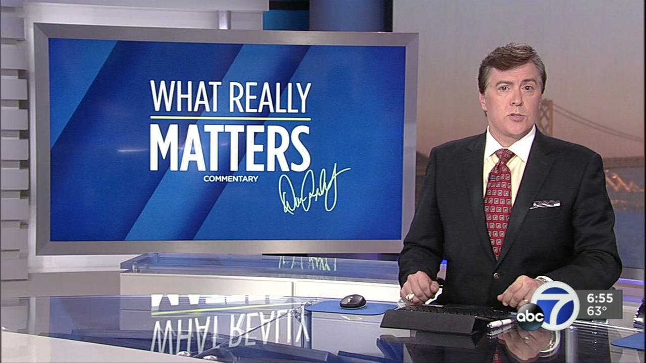 In his weekly on-air commentary, ABC7 News Anchor Dan Ashley examines the banking scandal at Wells Fargo.