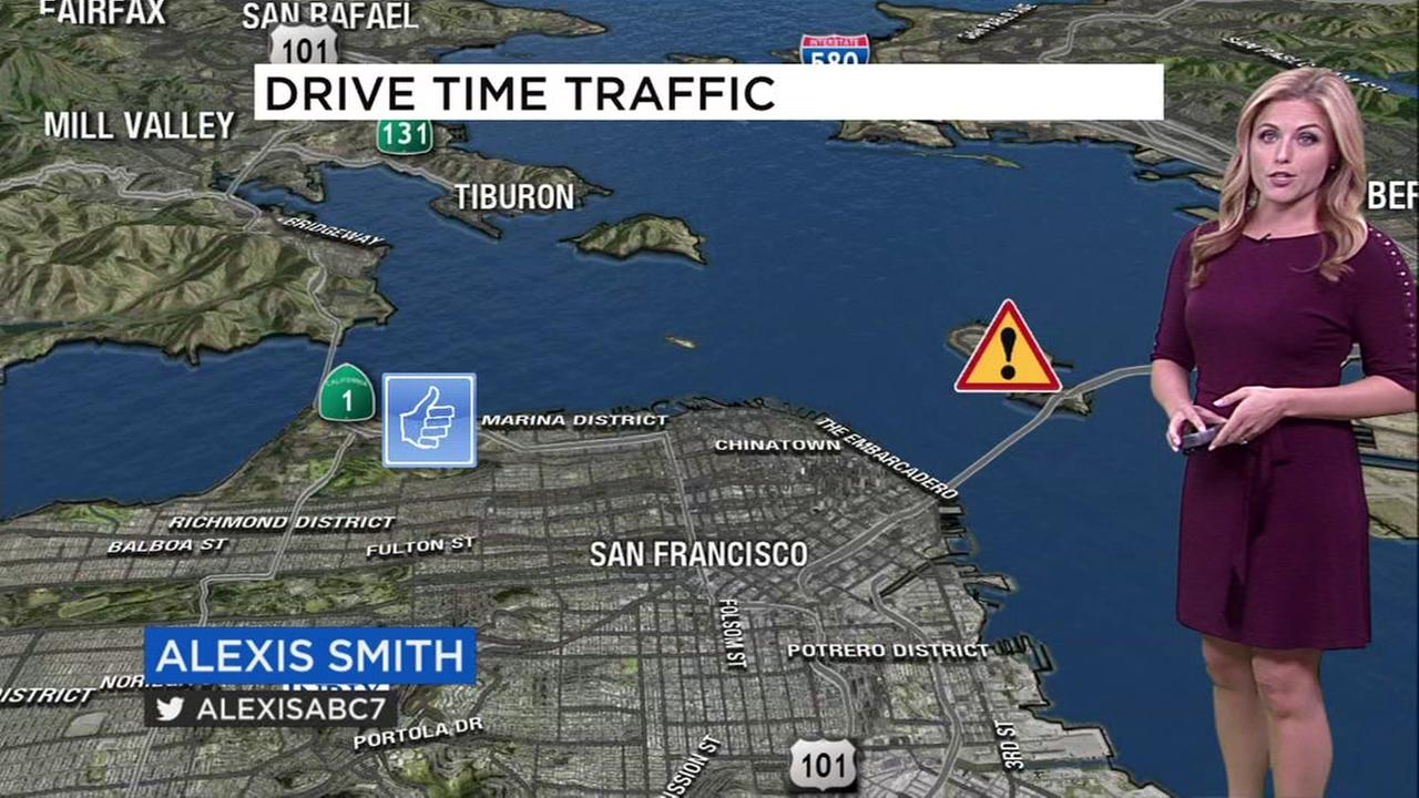 Fleet Week to impact traffic Thursday in SF