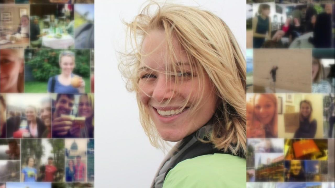 This image shows University of California, Davis researcher Sharon Gray who was killed in Ethiopia during a protest.