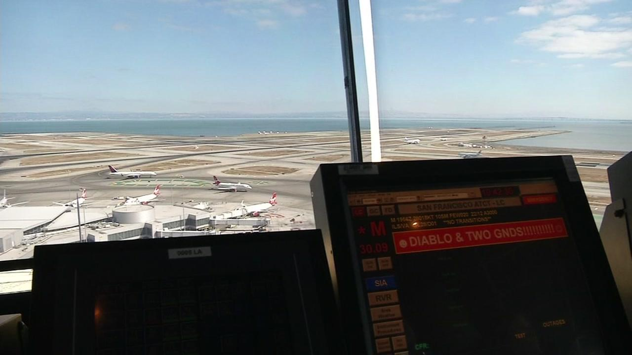 ONLY ON ABC7NEWS.COM: FAA investigating why plane nearly landed on wrong runway at San Francisco airport