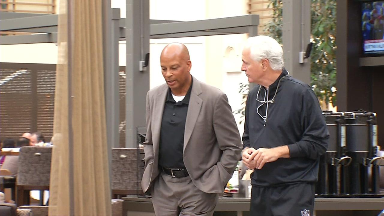 Ronnie Lott spoke with ABC7 Sports Mike Shumann on the Raiders fate and what he can do to stop the team from moving to Las Vegas.