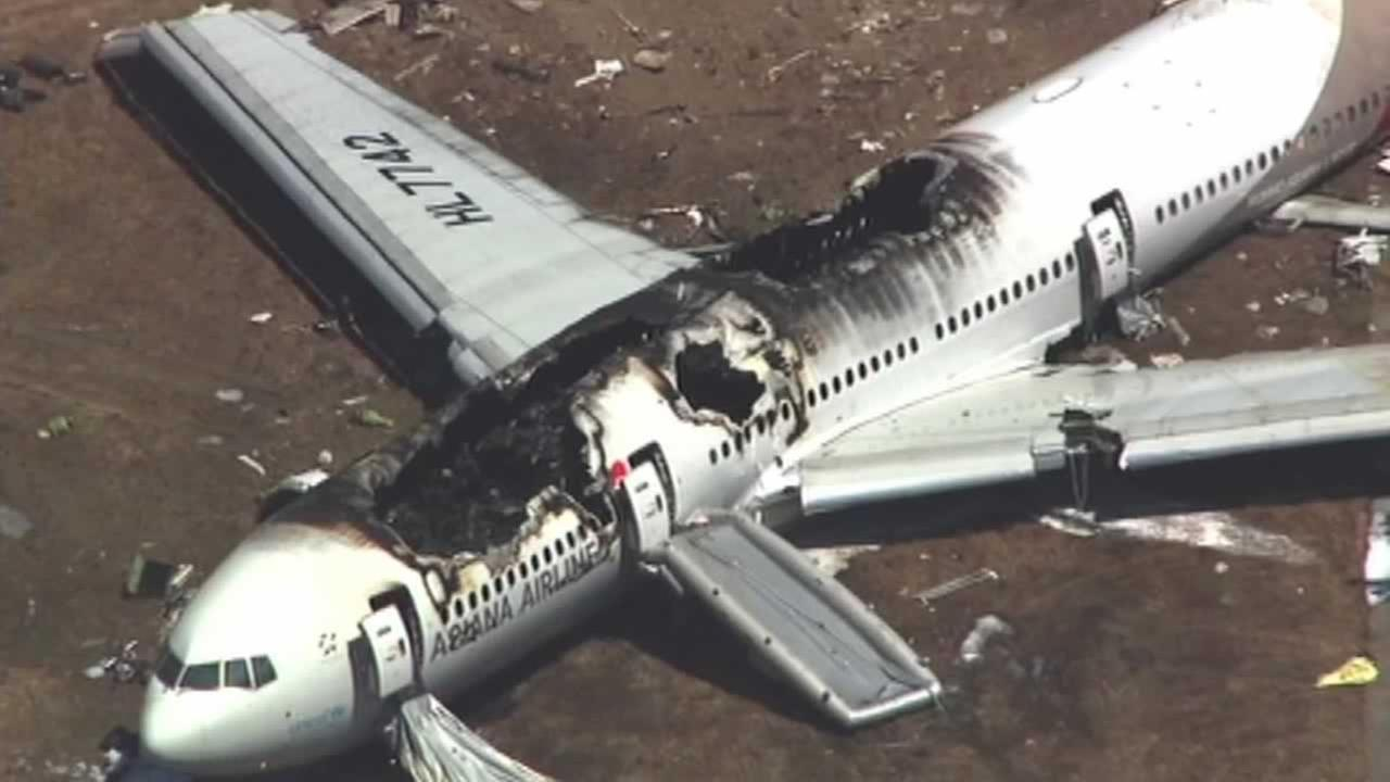 Sunday marks the first anniversary of the crash of Asiana Airlines Flight 214 at San Francisco International Airport.