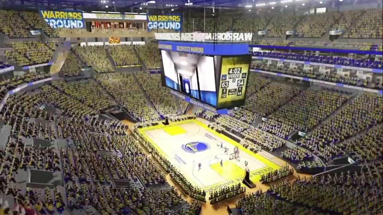 CA Appeals Court upholds EIR to build Warriors arena in San Francisco