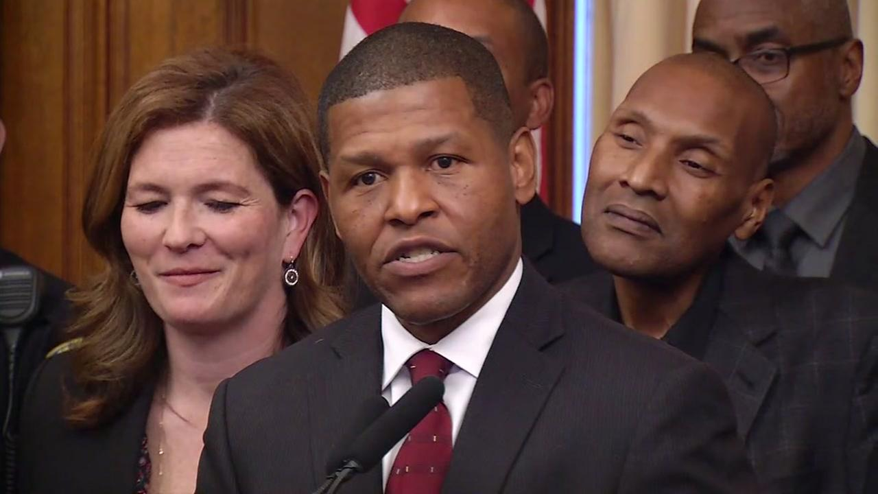 William Scott named new SFPD chief