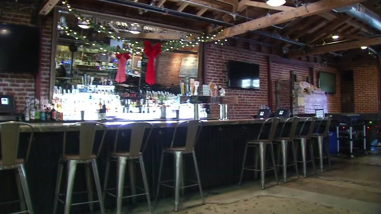 FILE -- Restaurant in San Jose