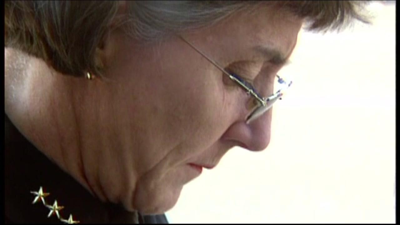 This is an undated image of Oaklands new Police Chief Anne Kilpatrick.