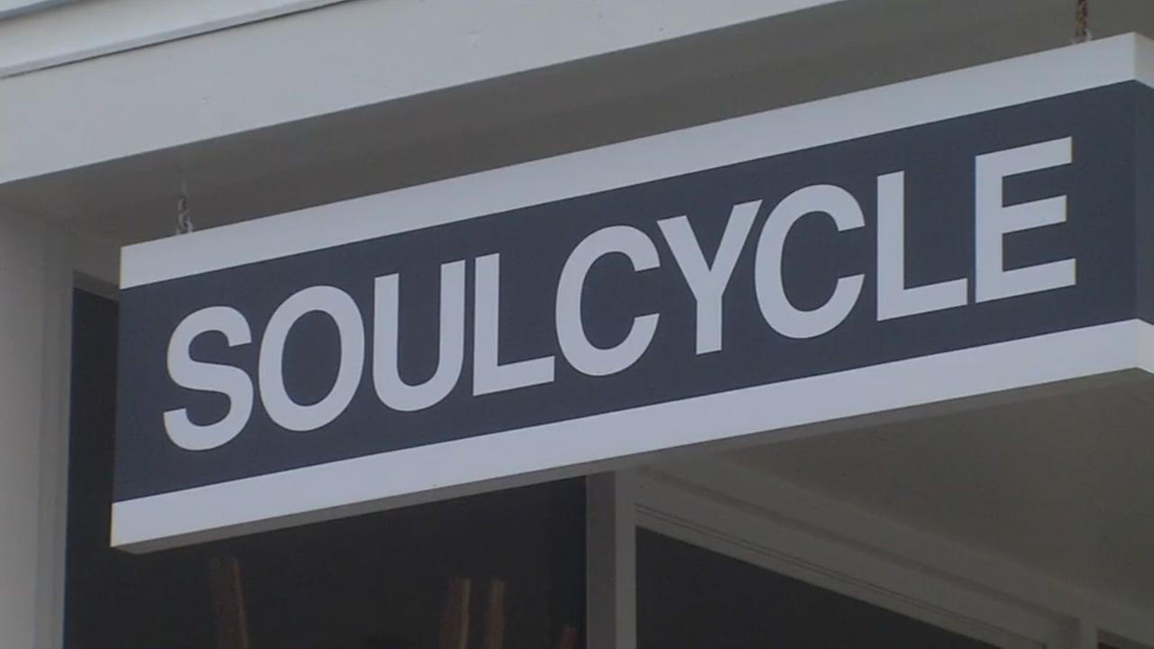 SoulCycle in Larkspur, Calif. is seen in this undated image.