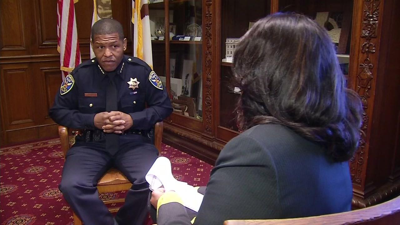VIDEO: Bill Scott interview after being sworn in