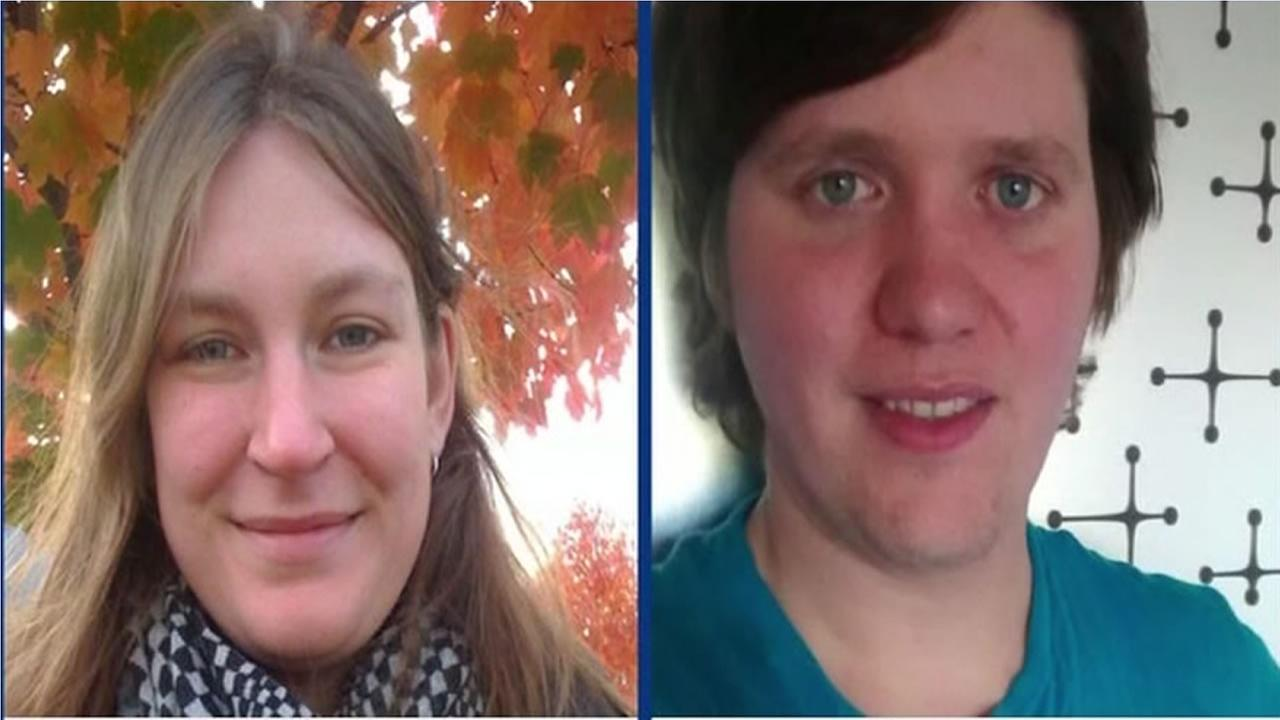 This is an undated split image of Valerie Morash (left) and Roger Morash (right), who were found dead in their Berkeley apartment on Jan. 24, 2017.