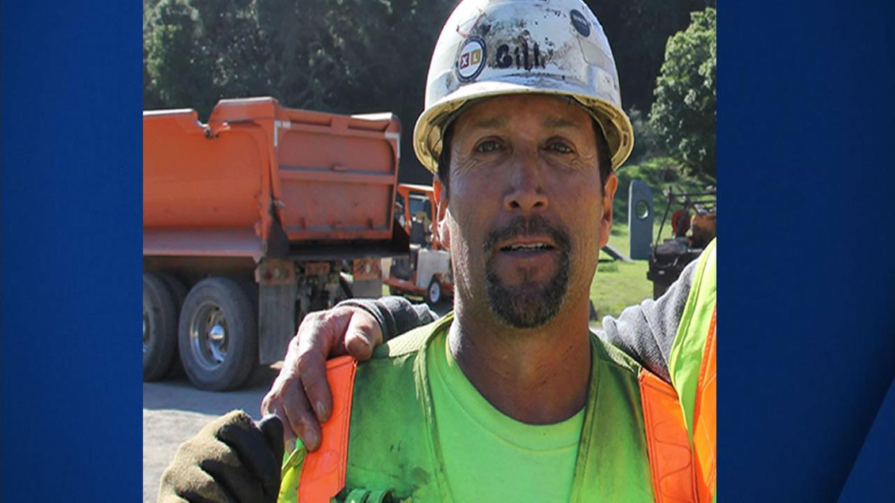 father of two identified as construction worker killed on highway 17
