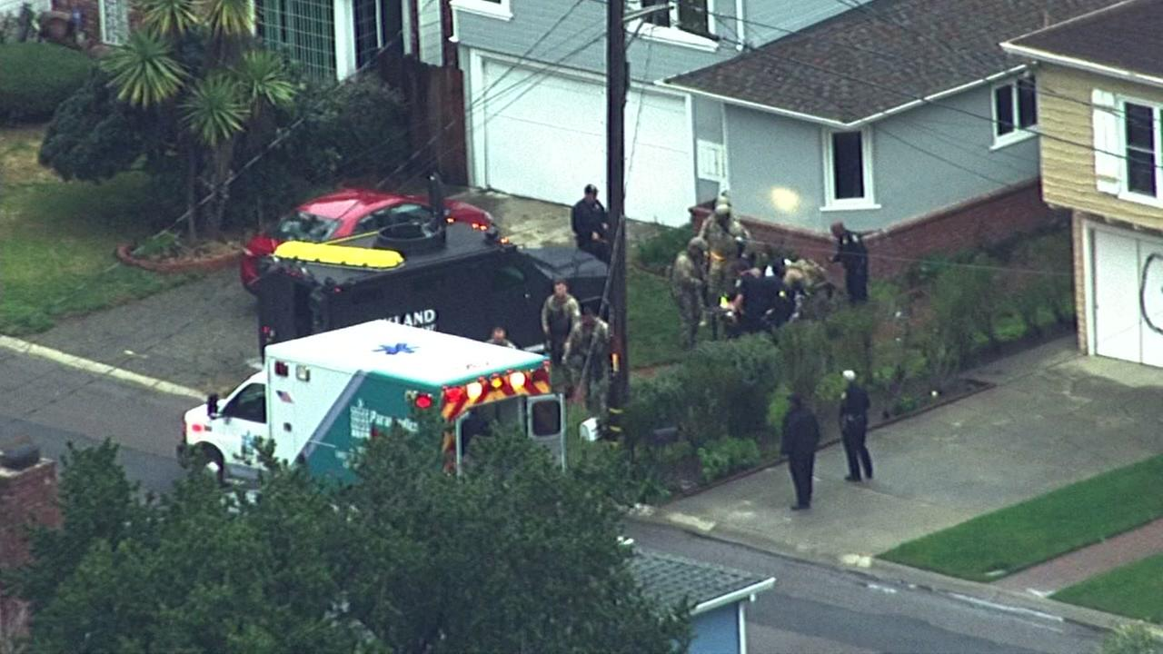 All safe guards lifted and no officers injured in Oakland shooting