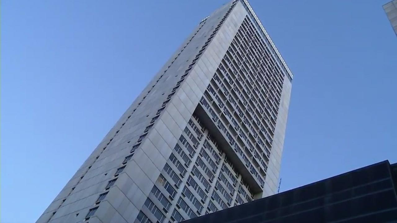 FILE -- Hilton Hotel in San Francisco, California.