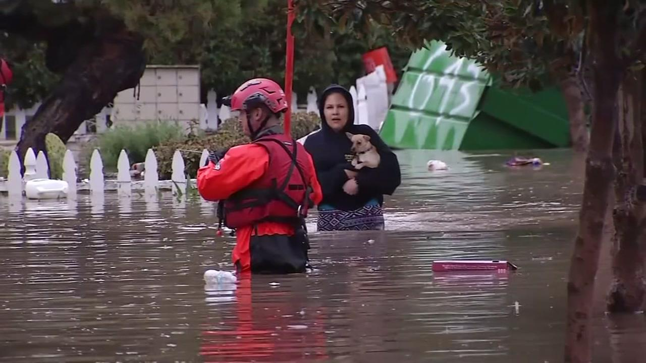 San Jose resident prepare grievances for flood town hall meeting Thursday