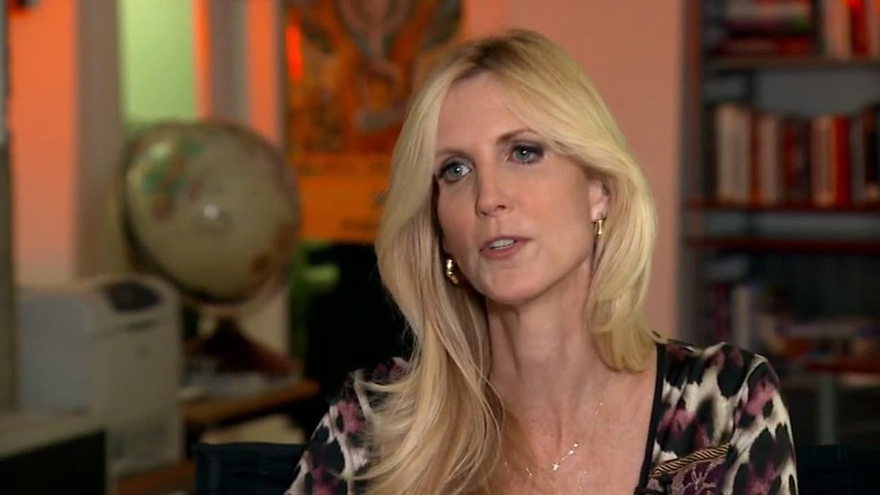 Ann Coulter is seen in this undated image.