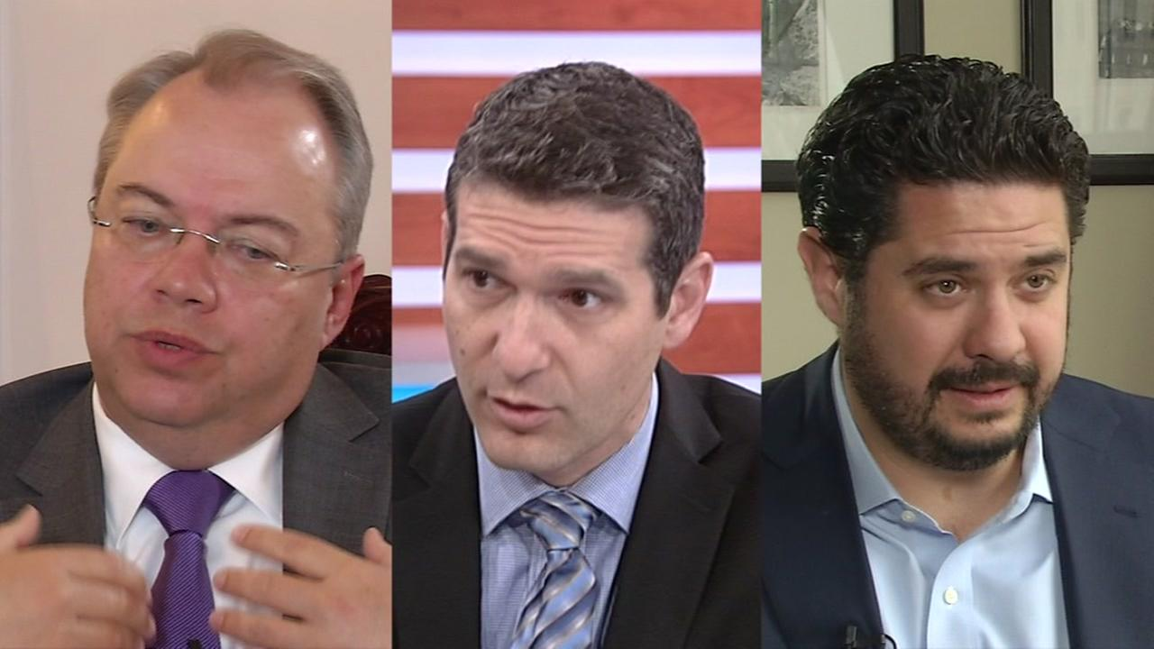Diplomats from Russia, Israel and Mexico talk about building bridges despite political climate