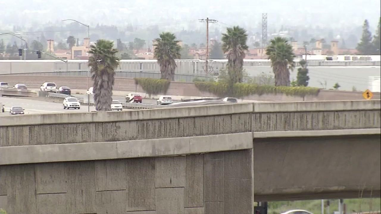 Drivers complain about potholes on South Bay highways
