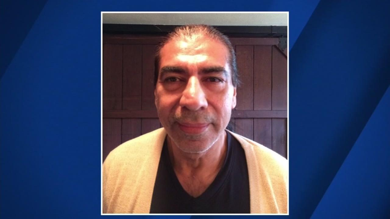 This is an undated image of East Palo Alto, Calif. sexual assault suspect Jose Garcia Plascencia.