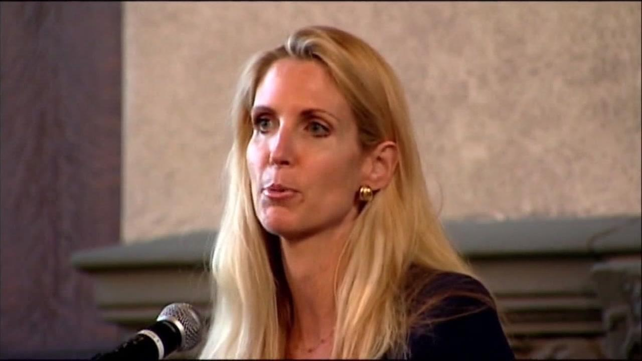 Ann Coulter supporters at Cal file lawsuit against UC Berkeley over speech rescheduling