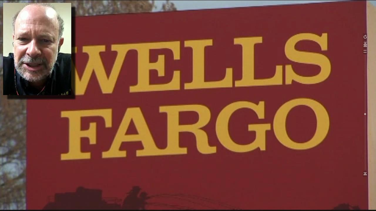 A Wells Fargo shareholder named Bruce Marks is seen in this undated image.