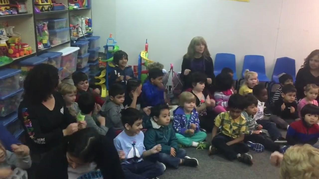 Ribbon cutting ceremony held for new Pleasanton preschool