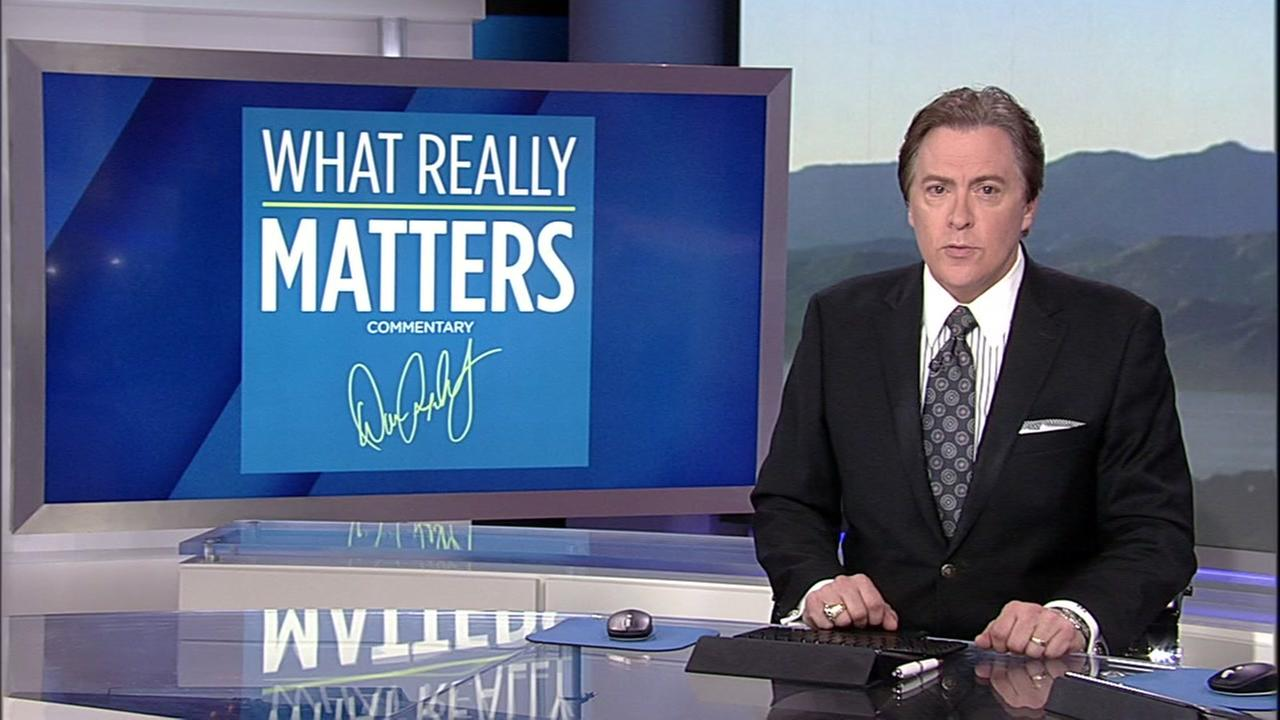 Dan Ashley delivers his What Really Matters segment on Friday, April 28, 2017.
