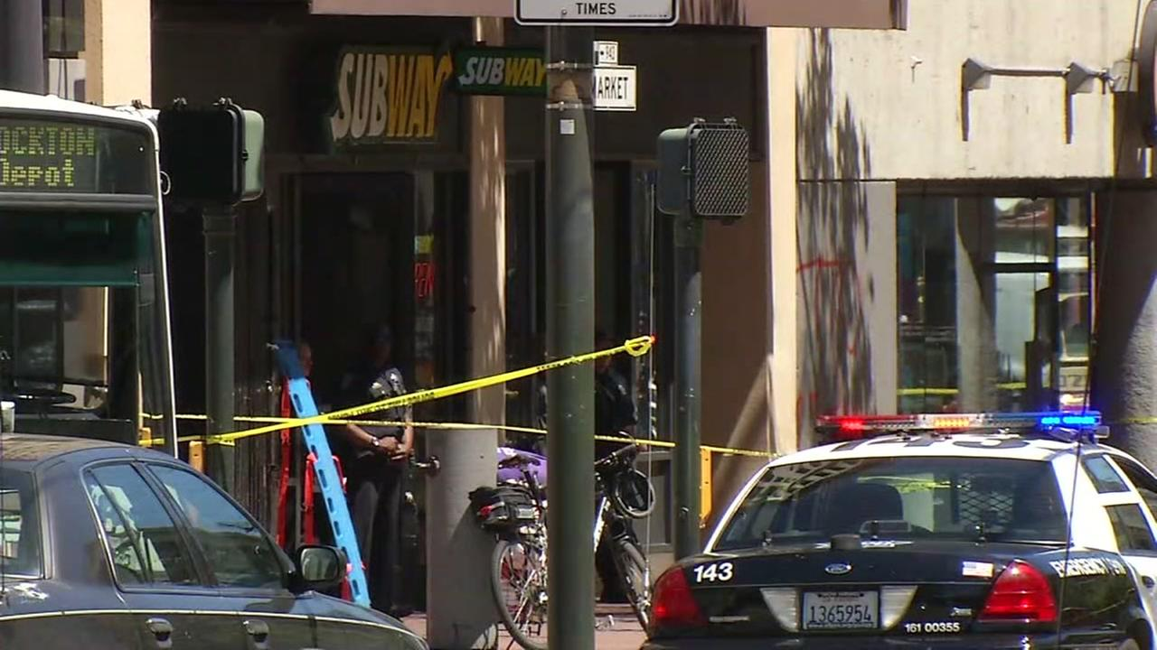 San Francisco police officer involved in Subway shooting also shot man in January