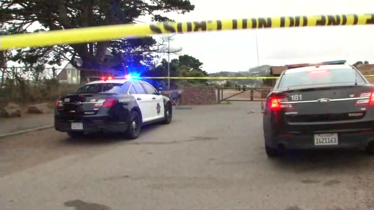 Body found at Bernal Heights Park in San Francisco