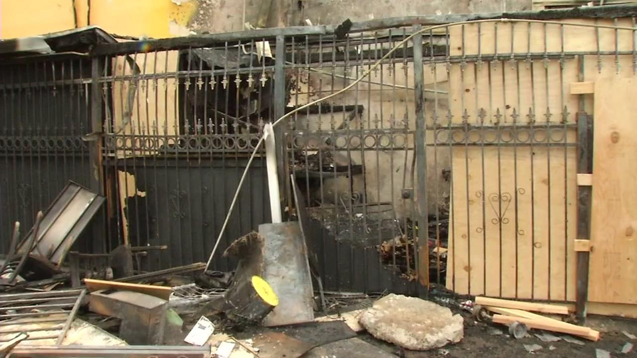 2 strings of suspicious fires under investigation in San Jose