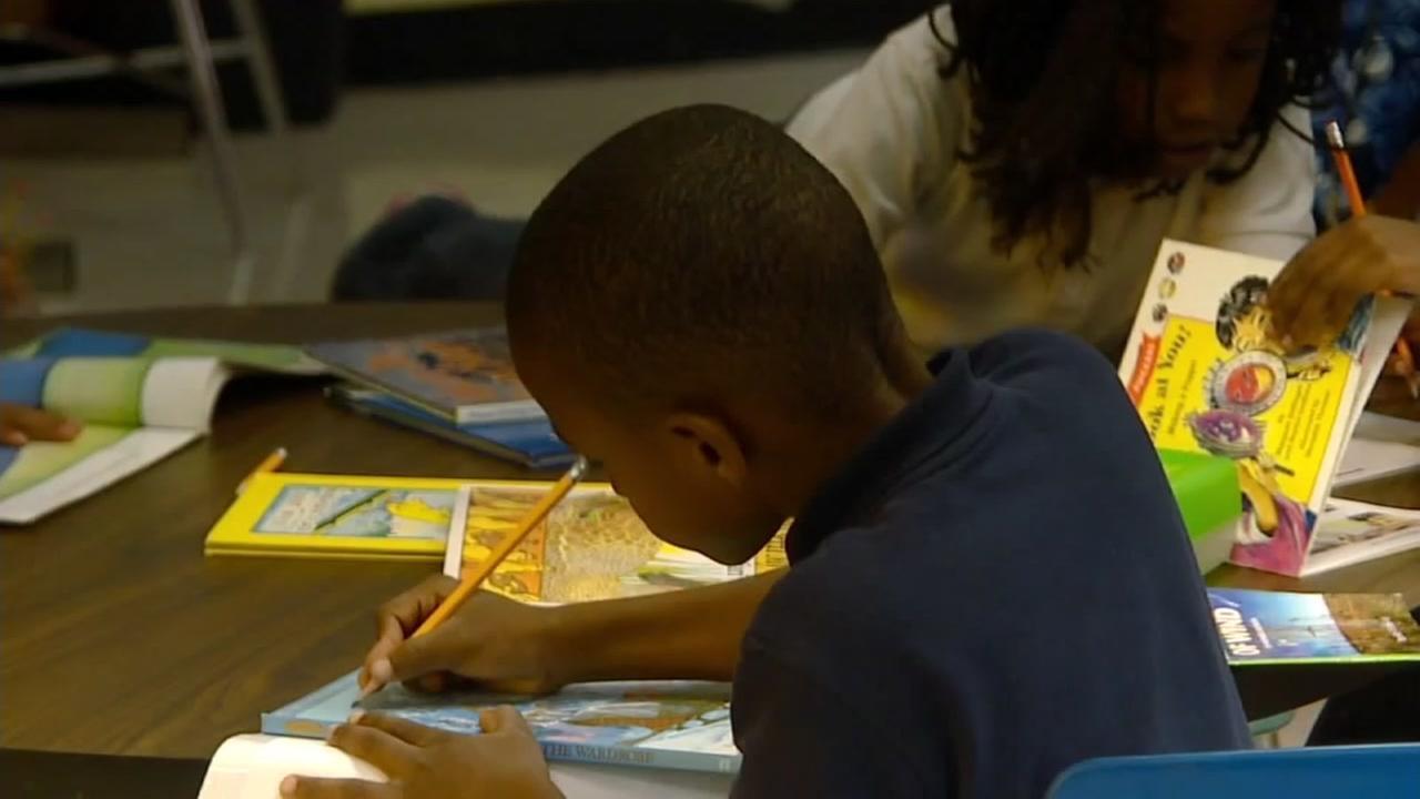 San Francisco churches hope to bridge reading gap for African-American boys