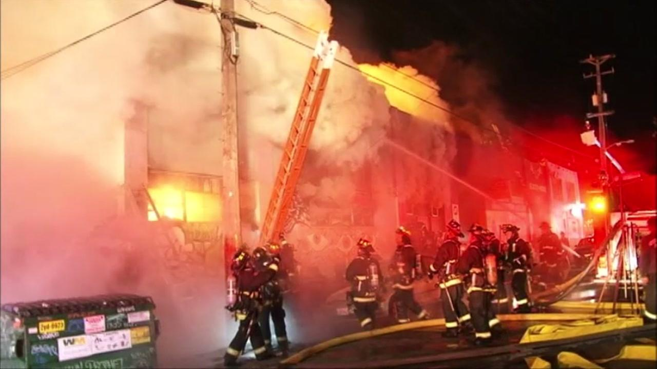 Derick Almenas wife, attorneys respond to criminal charges in Ghost Ship fire
