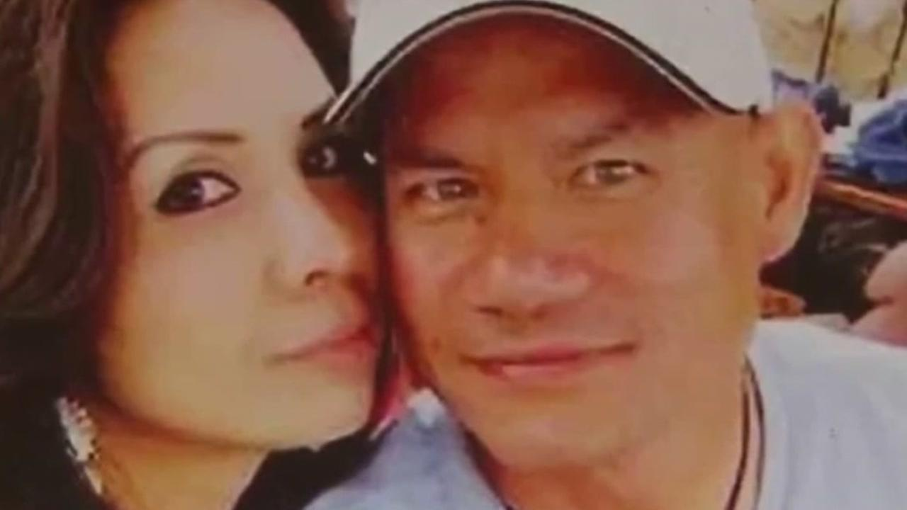 Missing San Francisco man Piseth Chhay is seen on the right with his wife in this undated image.