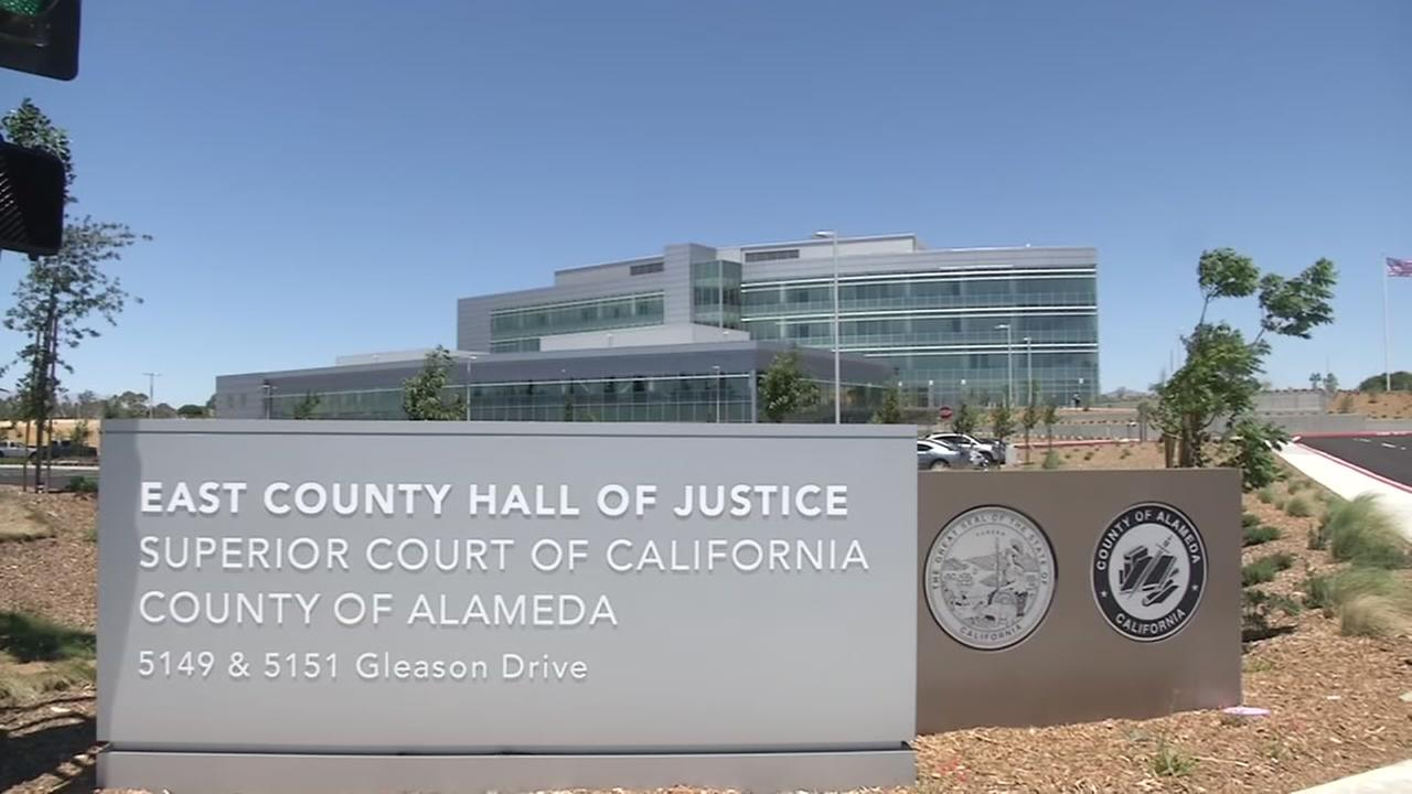 Alameda Co. resident protest decision to hold inmate hearings at Dublin courthouse