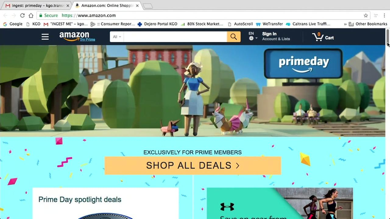 Package thefts on the rise as Amazon Prime Day deliveries head to residents