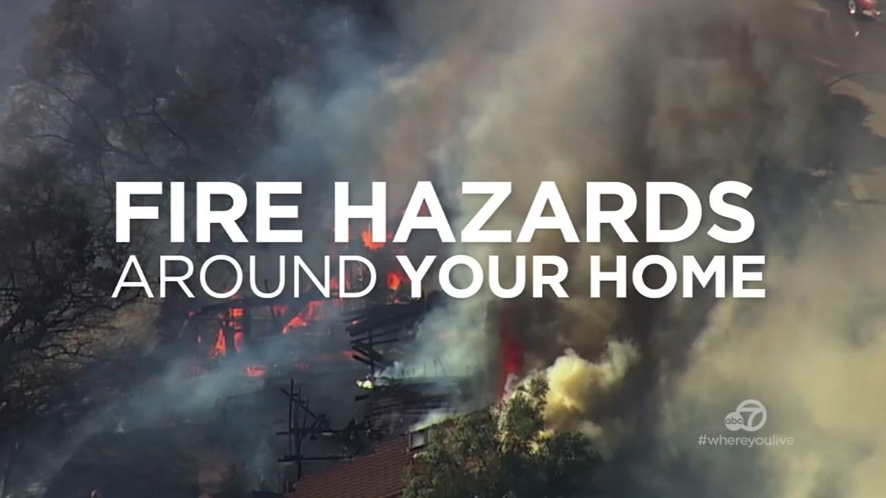 VIDEO: Overlooked fire hazards around your home