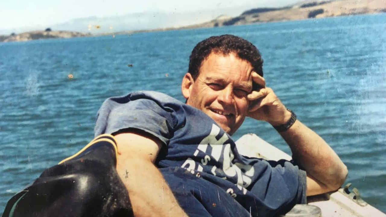 This is an undated image of Charles Friend, of Oakland, Calif., who went missing on Tomales Bay.
