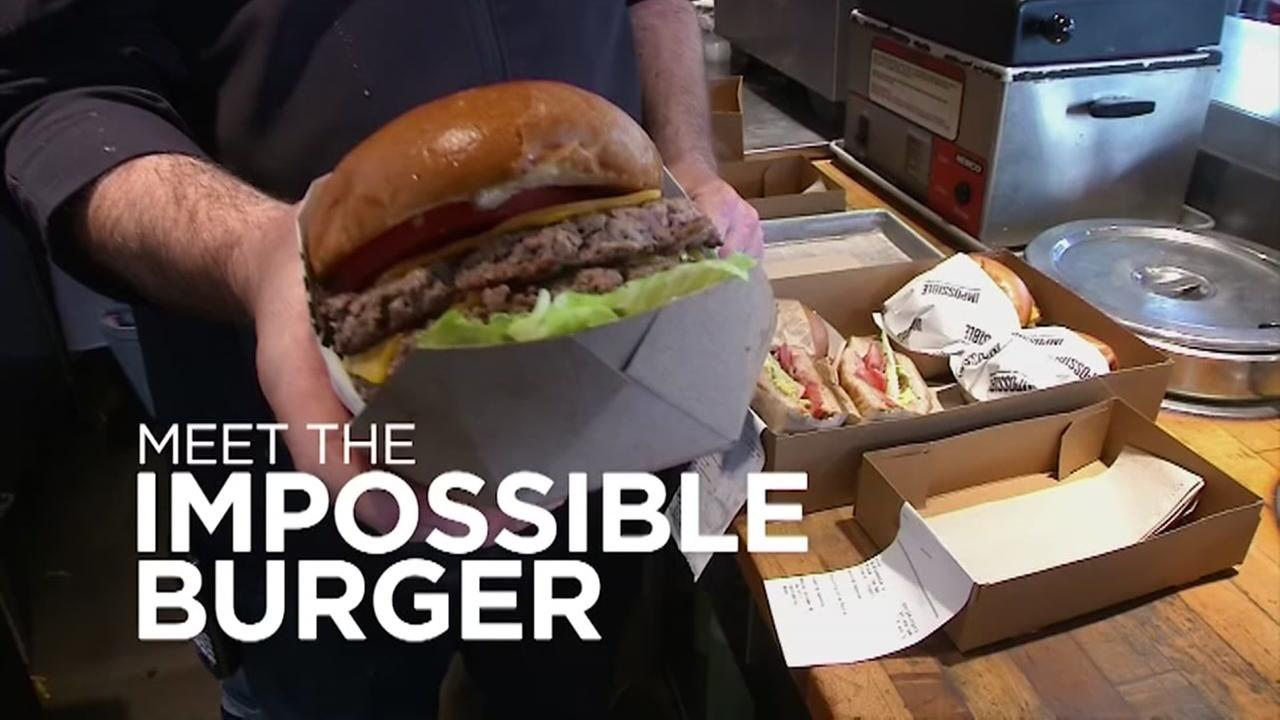 VIDEO: Where's the beef? We put an alternative meat burger to the test