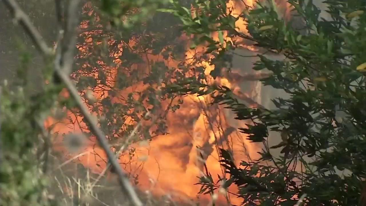 Grizzly Peak fire may have been started by accident