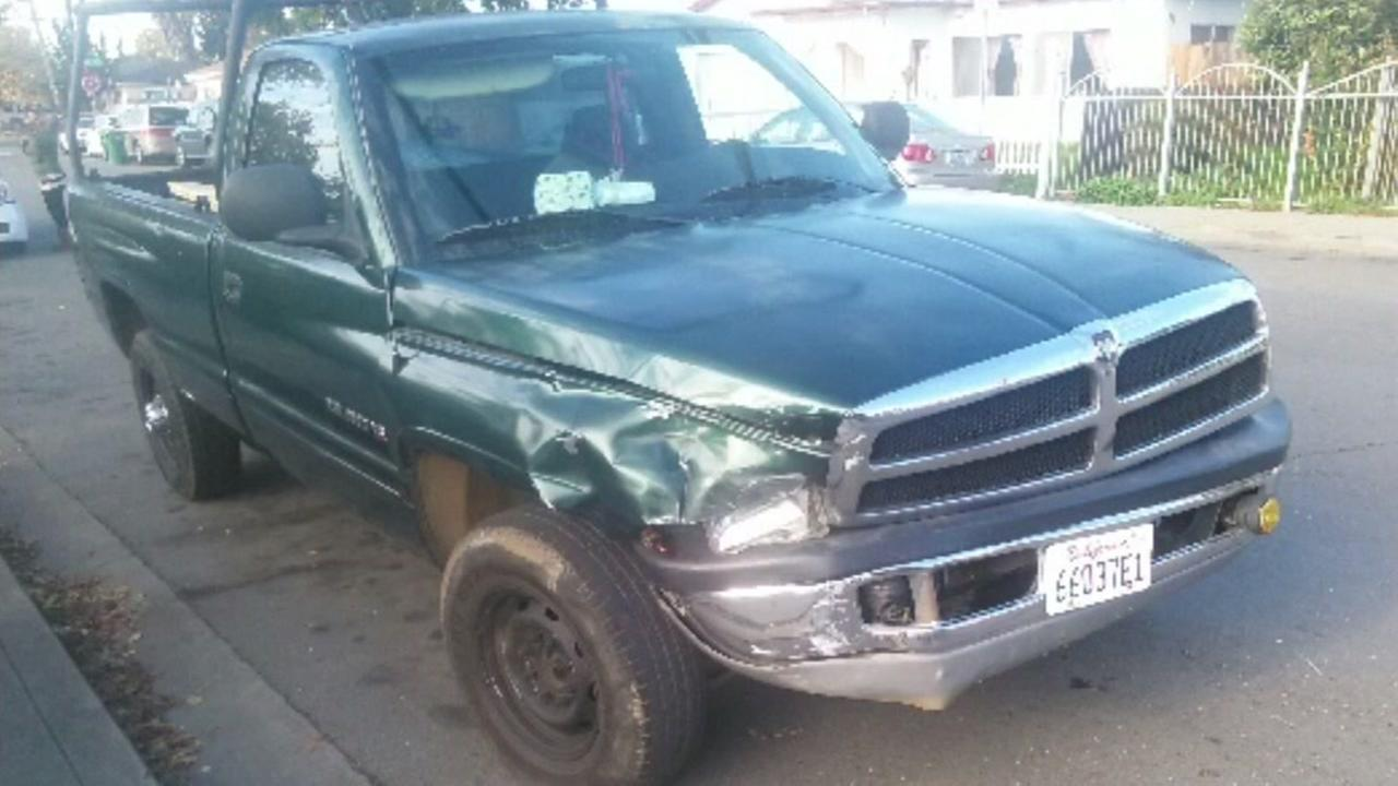 A Dodge Ram truck is seen in this undated image.