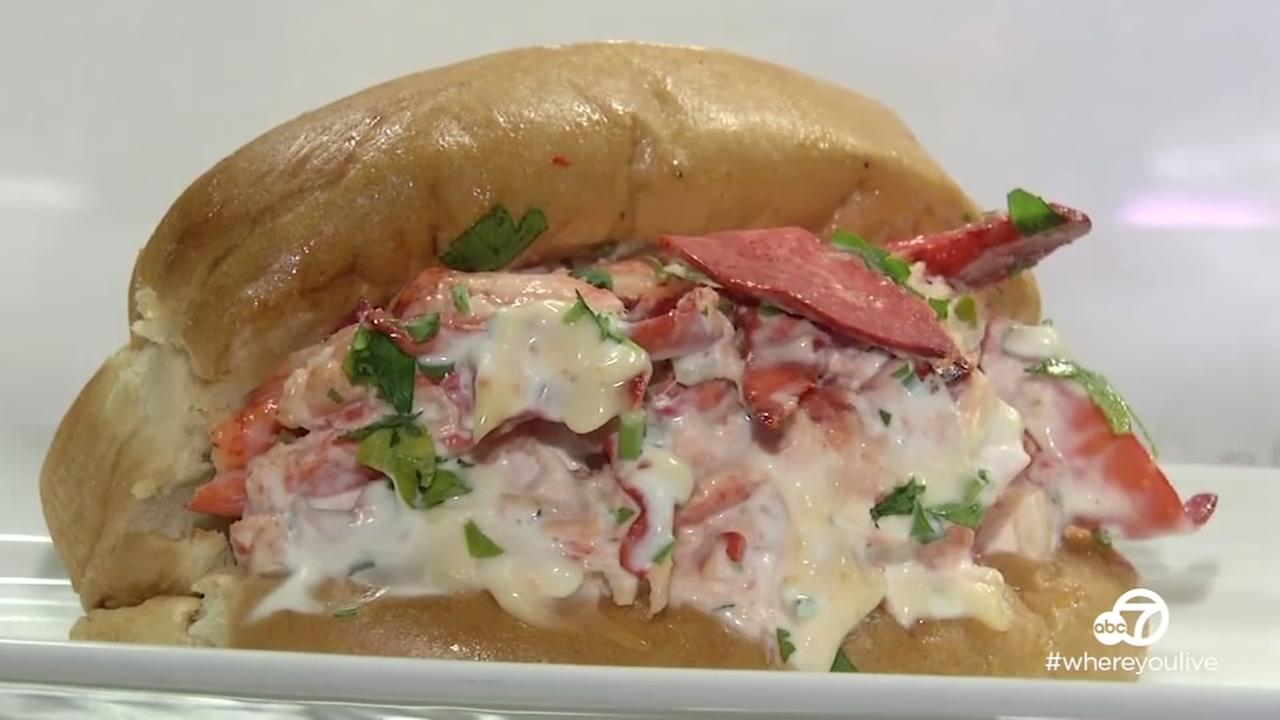 VIDEO: Check out the tasty new menu at Levi's Stadium