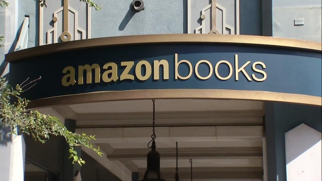 Amazon opens new brick and mortar bookstore in San Jose