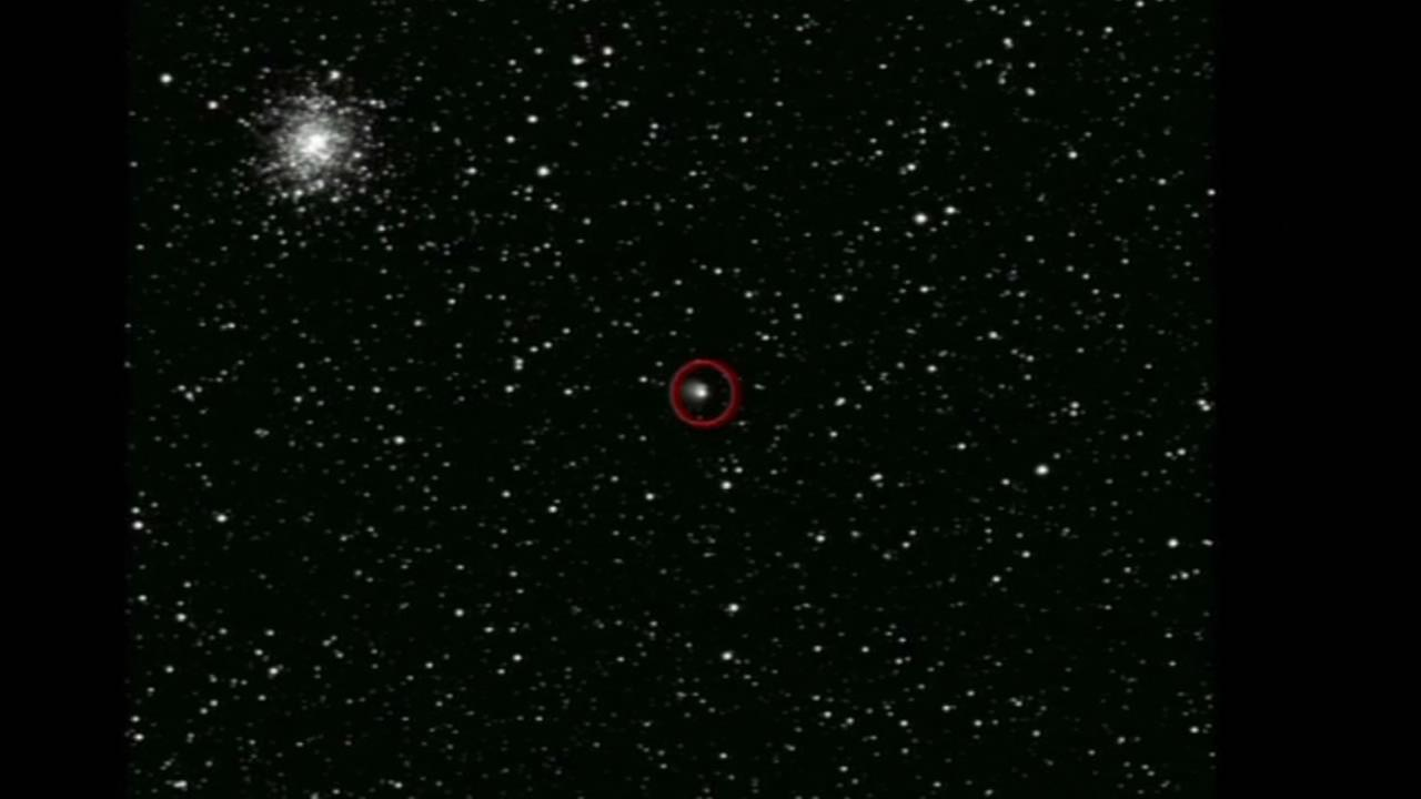 The Rosetta spacecraft is expected to catch a comet and orbit around it for the first time ever next week.