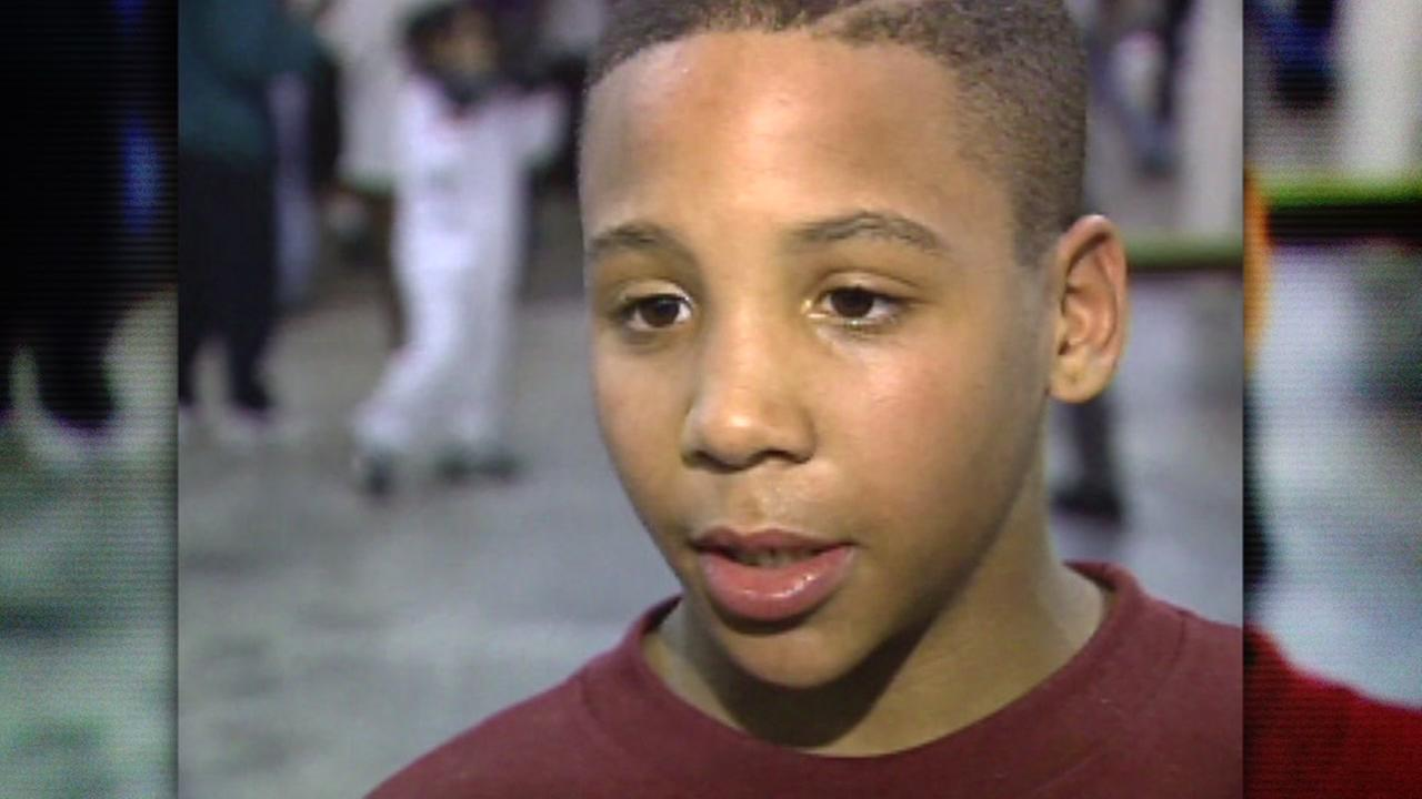 FROM THE ARCHIVES: 11-year-old Andre Ward has big boxing dreams
