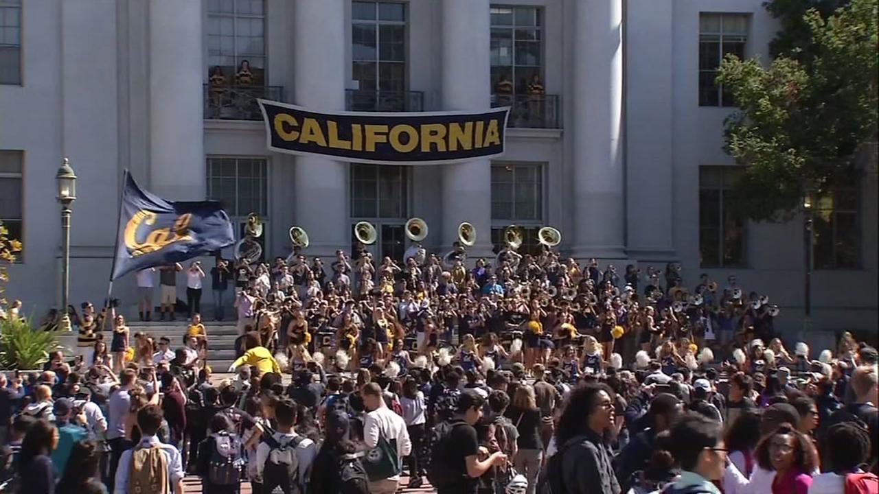 UC Berkeley says Free Speech Week will cost a million dollars